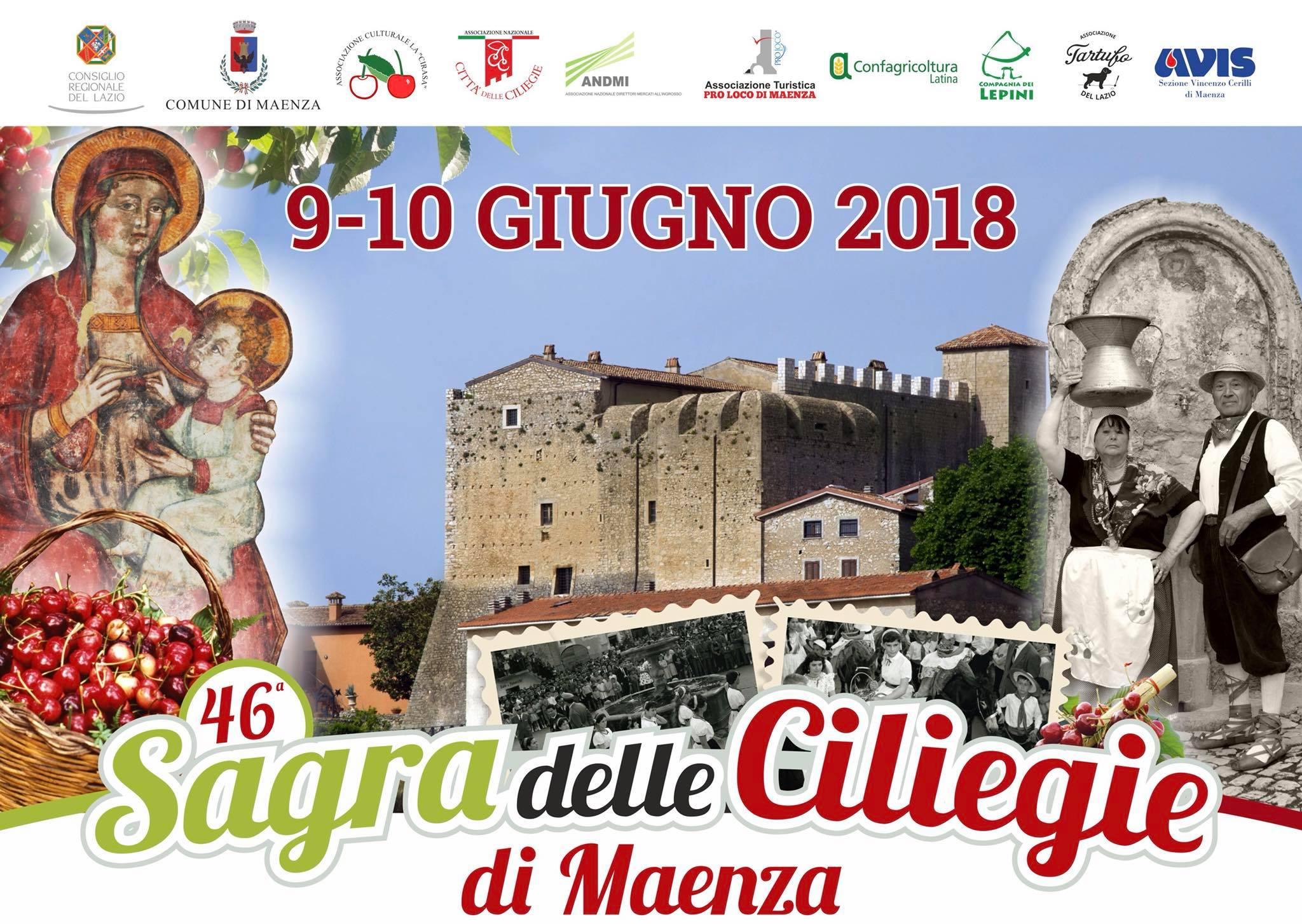 Sagra delle Ciliegie @ Maenza | Lazio | Italia
