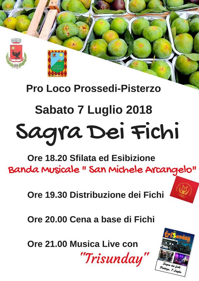 Prossedi, Sagra dei Fichi @ Prossedi | Prossedi | Lazio | Italia