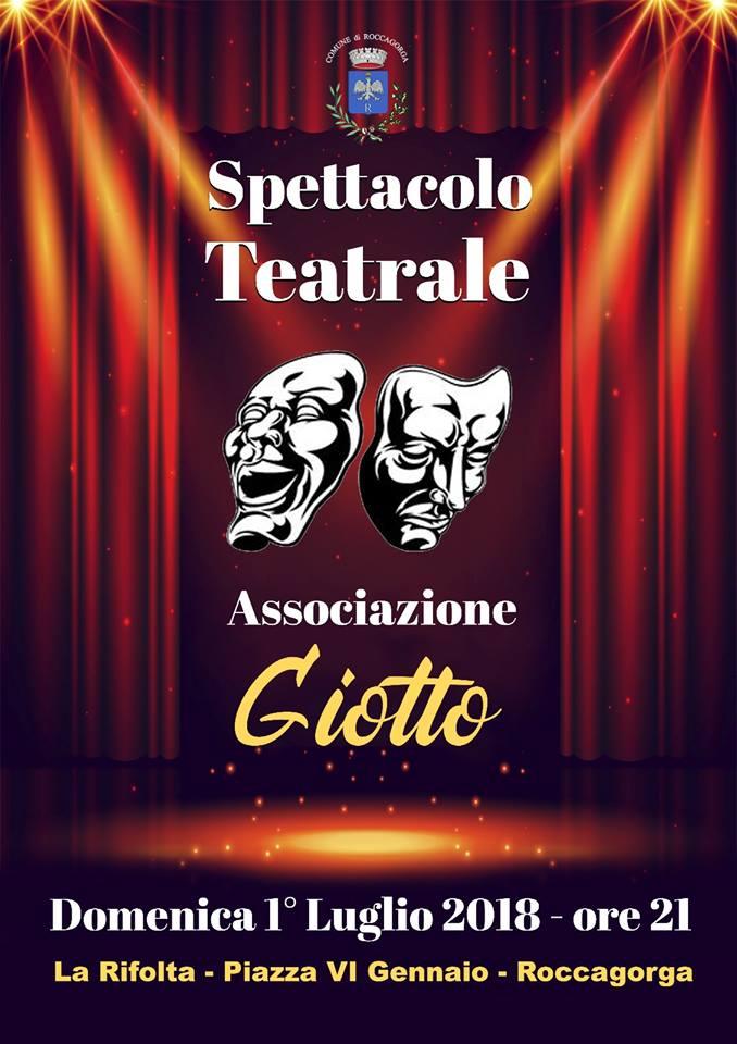 Roccagorga: Spettacolo teatrale @ La Rifolta | Roccagorga | Lazio | Italia
