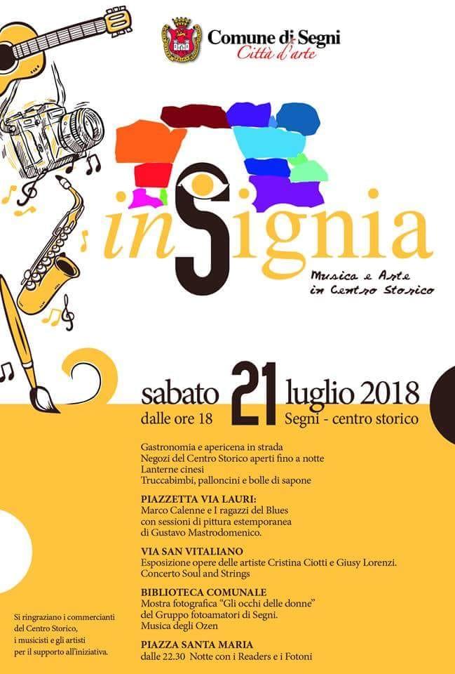Segni: InSignia @ Centro Storico | Lazio | Italia