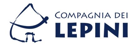 Logo Compagnia dei Lepini su sfondo bianco