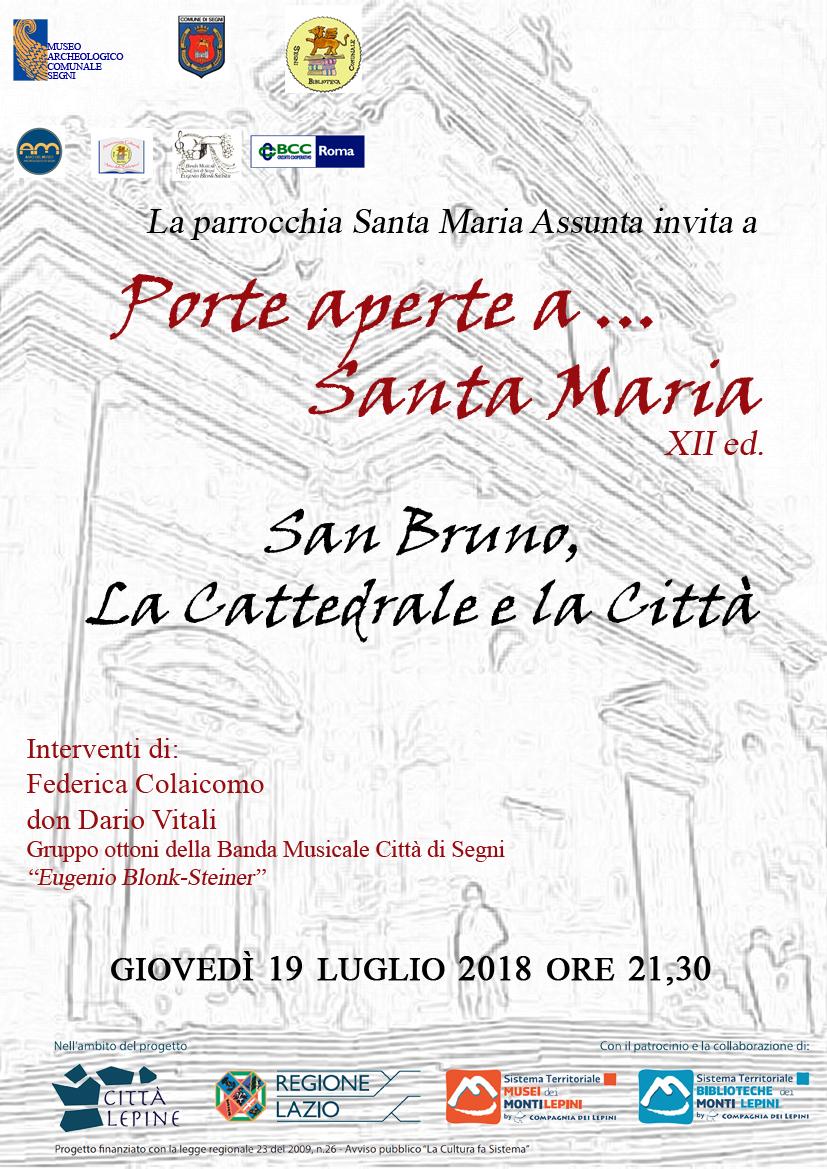 Città Lepine Segni: Porte aperte a... Santa Maria @ Segni | Lazio | Italia