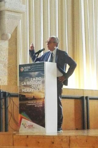Fabrizio Di Sauro - Direttore della Compagnia dei Lepini