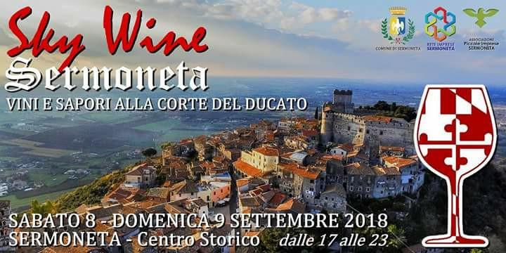 Sermoneta: Sky Wine @ Sermoneta   Sermoneta   Lazio   Italia