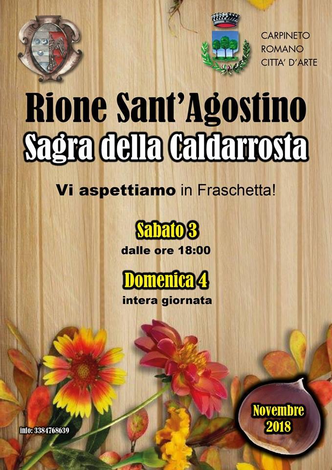 Carpineto Romano: Sagra della Callarrosta @ Carpineto Romano | Carpineto Romano | Lazio | Italia