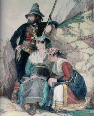 Thomas Allon, The Brigant Family