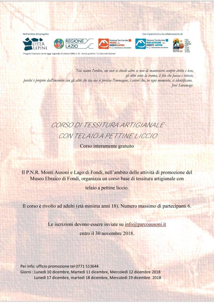 corso-di-tessitura-locandina-parco-ausoni-724x1024