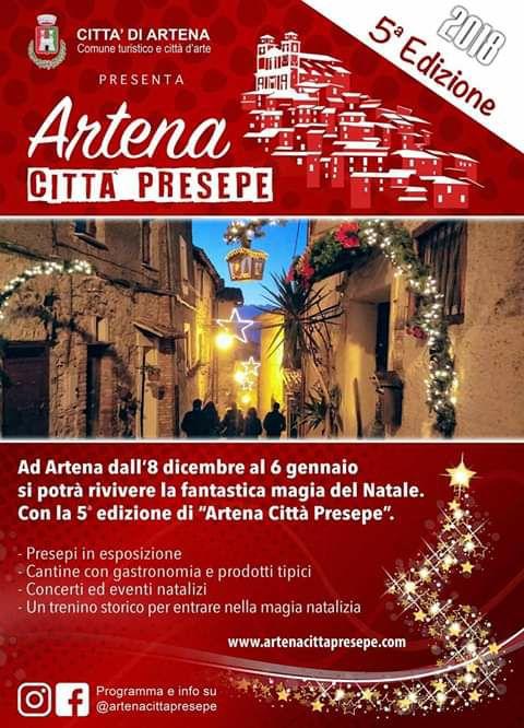Artena Città Presepe @ Artena | Lazio | Italia