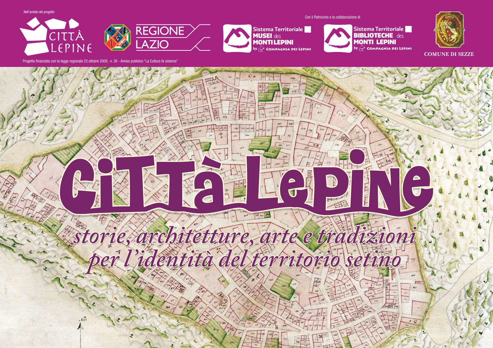 Città Lepine al Museo Archeologico di Sezze @ Museo archeologico | Sezze | Lazio | Italia