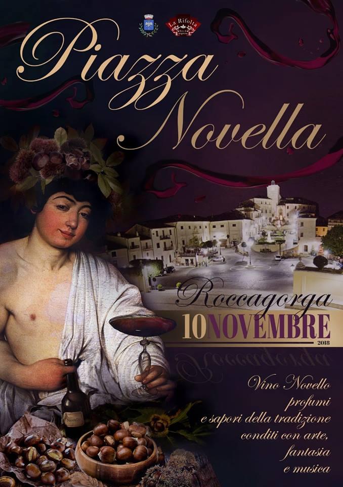 Roccagorga: Piazza novella @ Piazza VI Gennaio | Roccagorga | Lazio | Italia