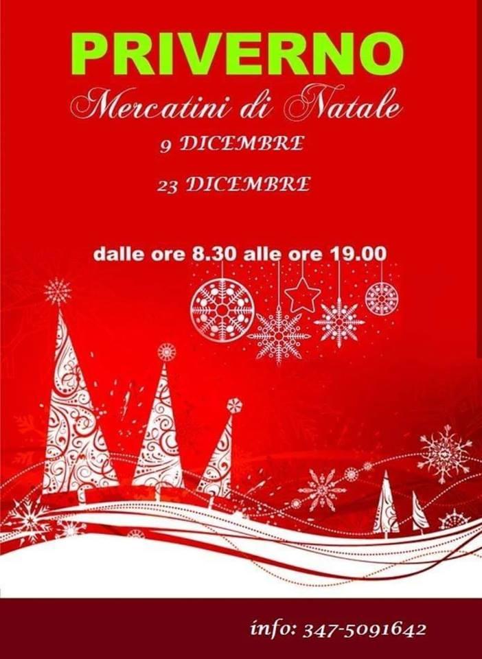 Priverno: Mercatini di Natale @ Priverno | Lazio | Italia