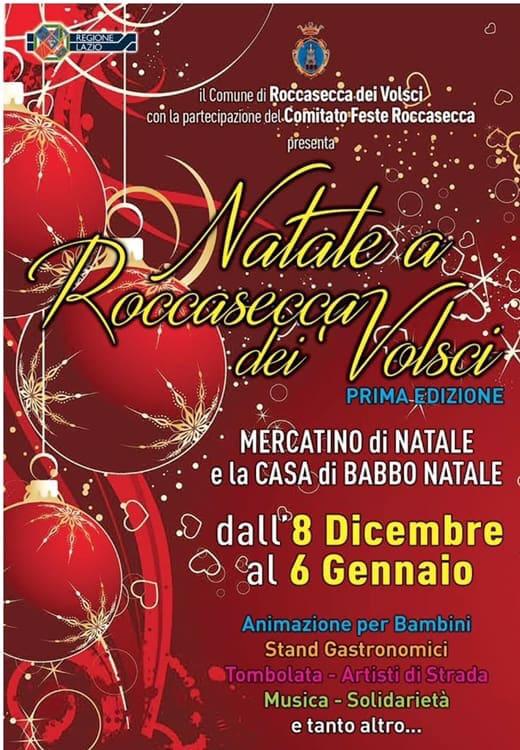 Natale a Roccasecca dei Volsci @ Roccasecca dei Volsci | Lazio | Italia