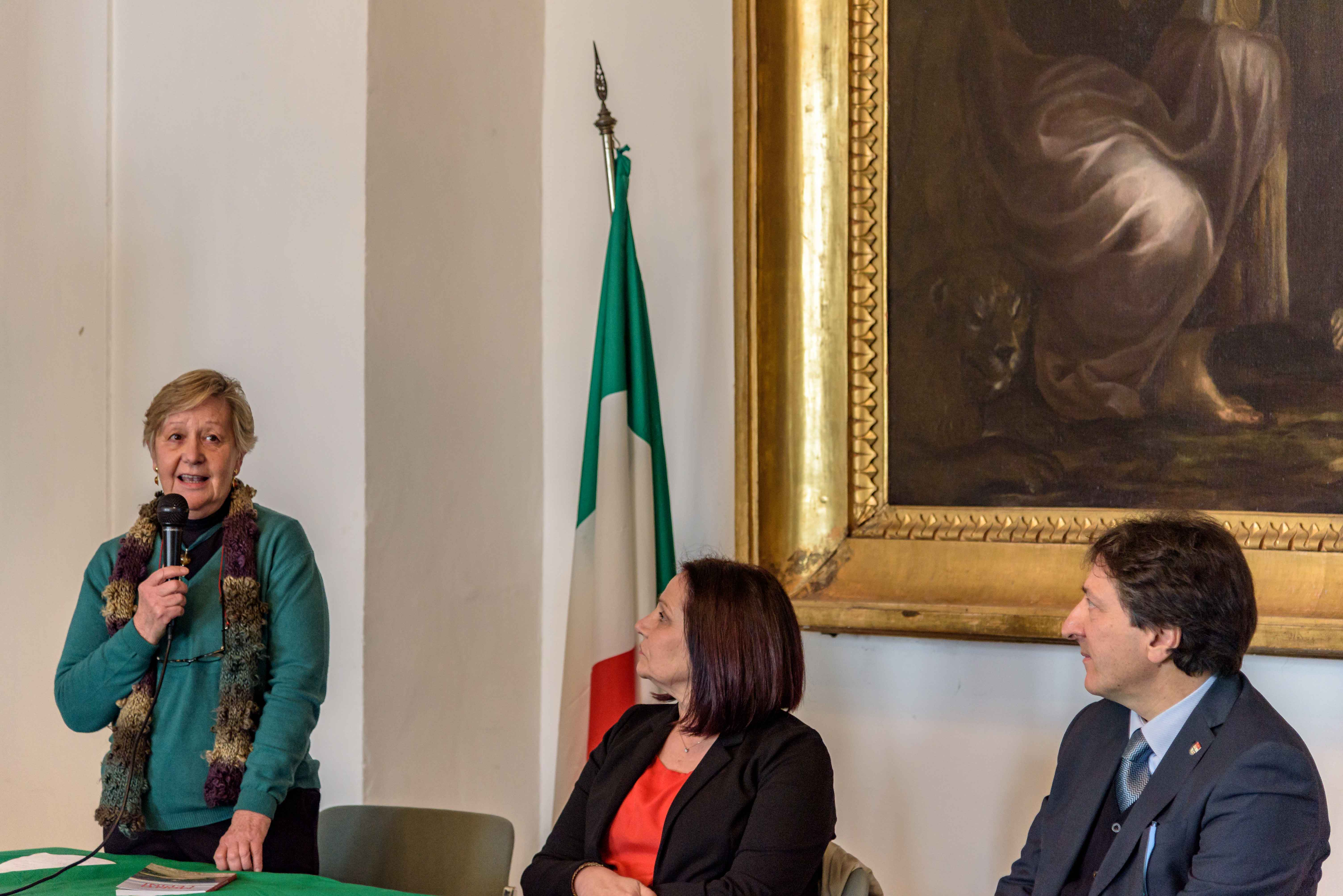 Margherita Cancellieri Direttore Musei di Priverno