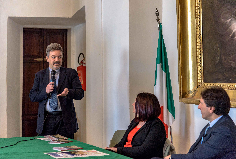 Giuliano Tallone, Dirigente Agenzia Regionale del Turismo del Lazio