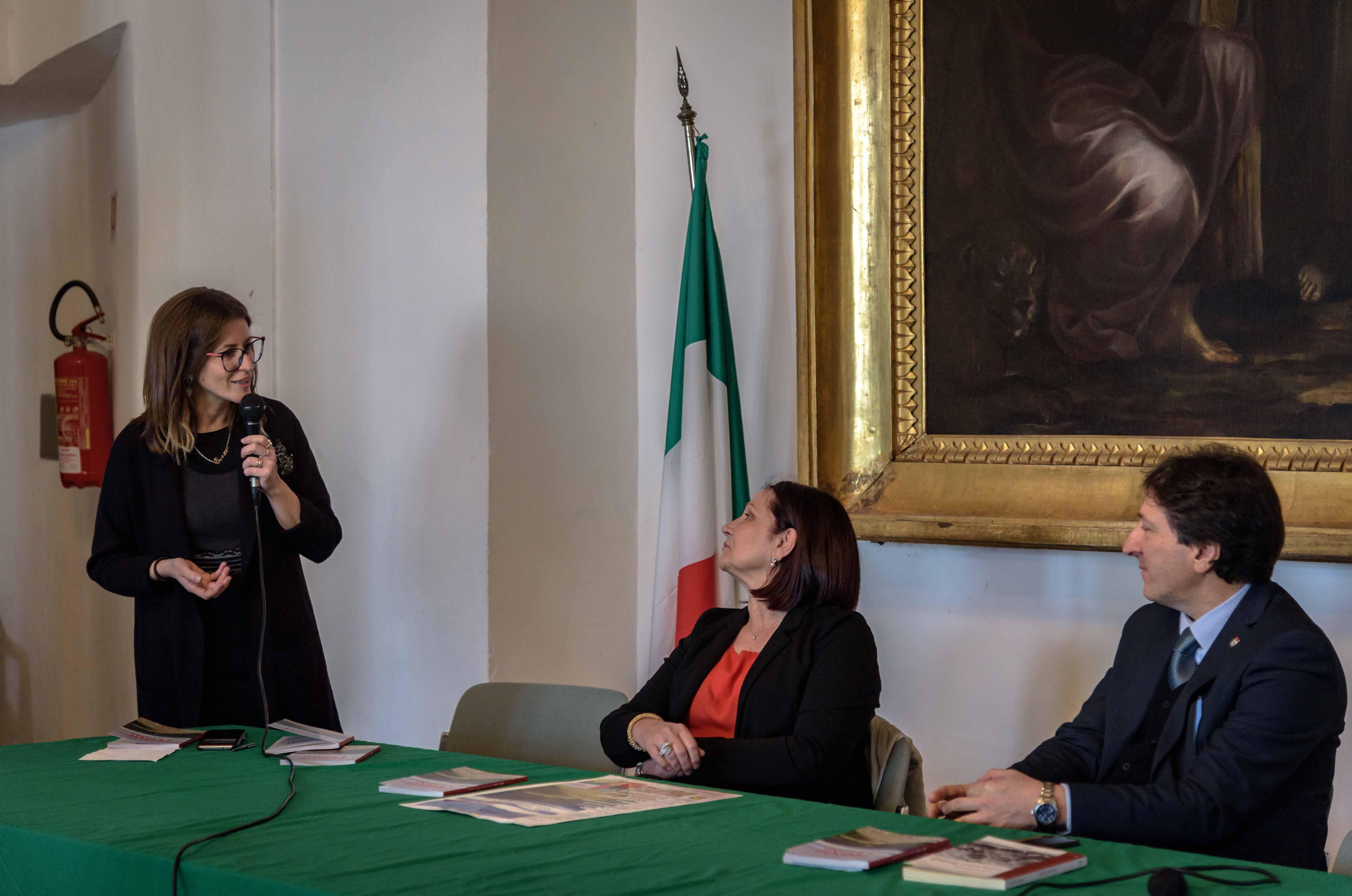 Enrica Onorati, Assessore Agricoltura promozione della filiera e della cultura del cibo ambiente e risorse naturali