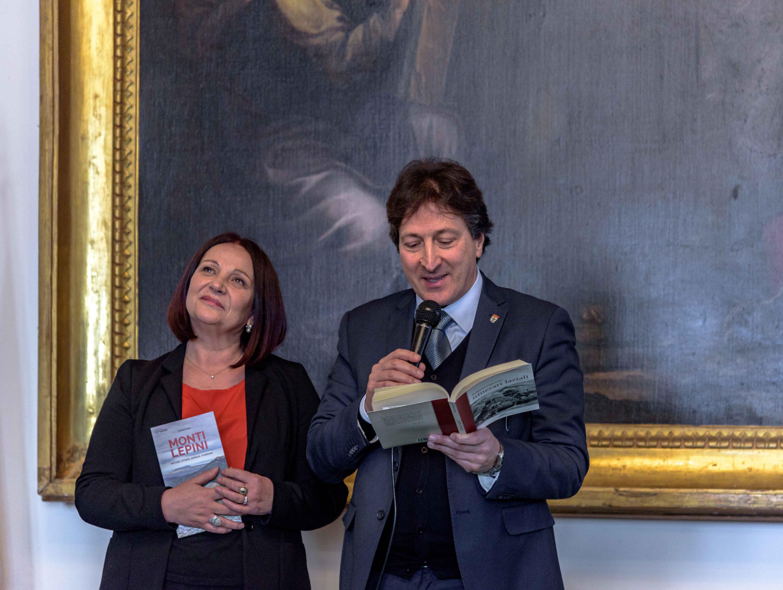Quirino Briganti e Anna Maria Bilancia