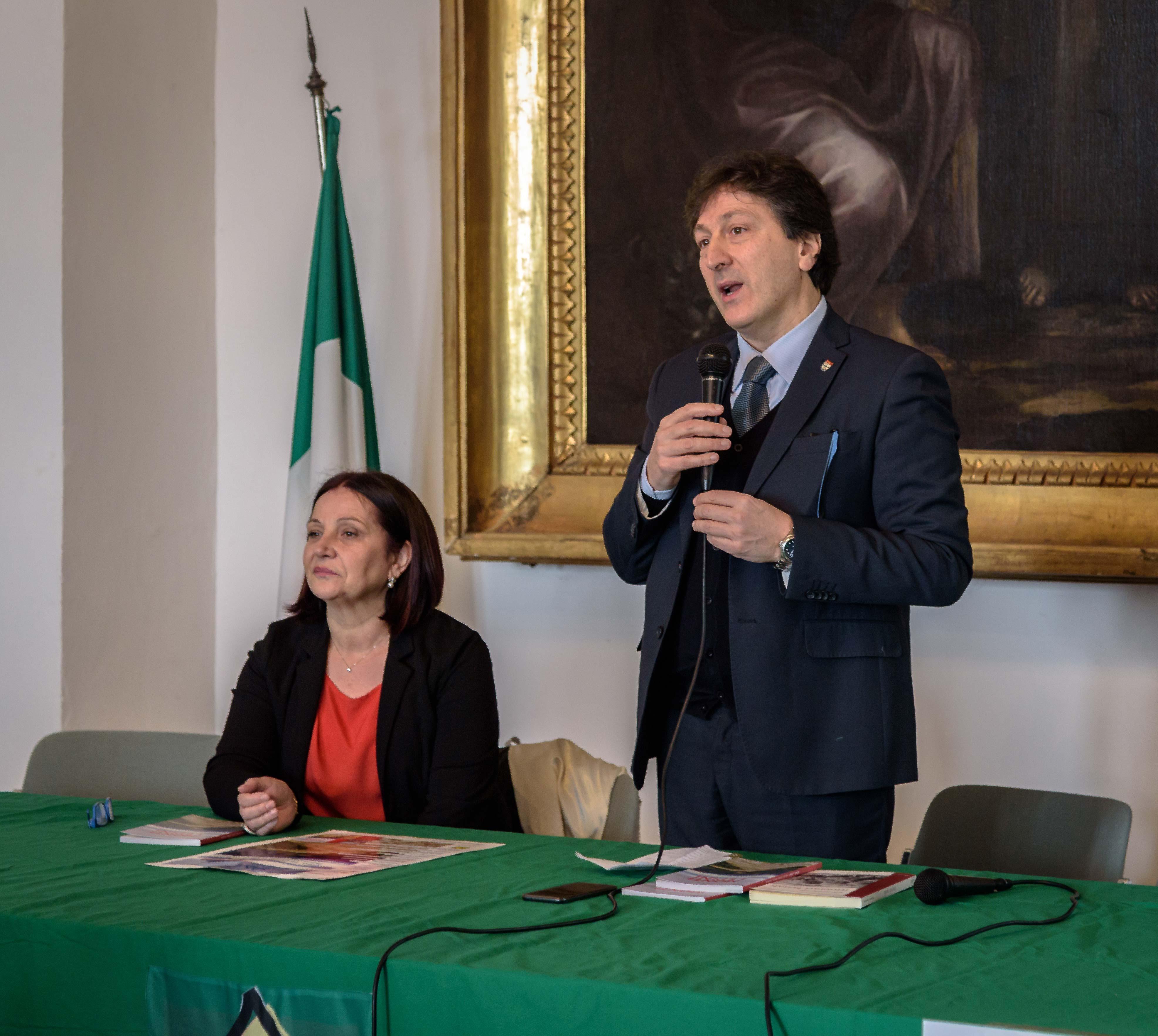 Quirino Briganti, Presidente Compagnia dei Lepini