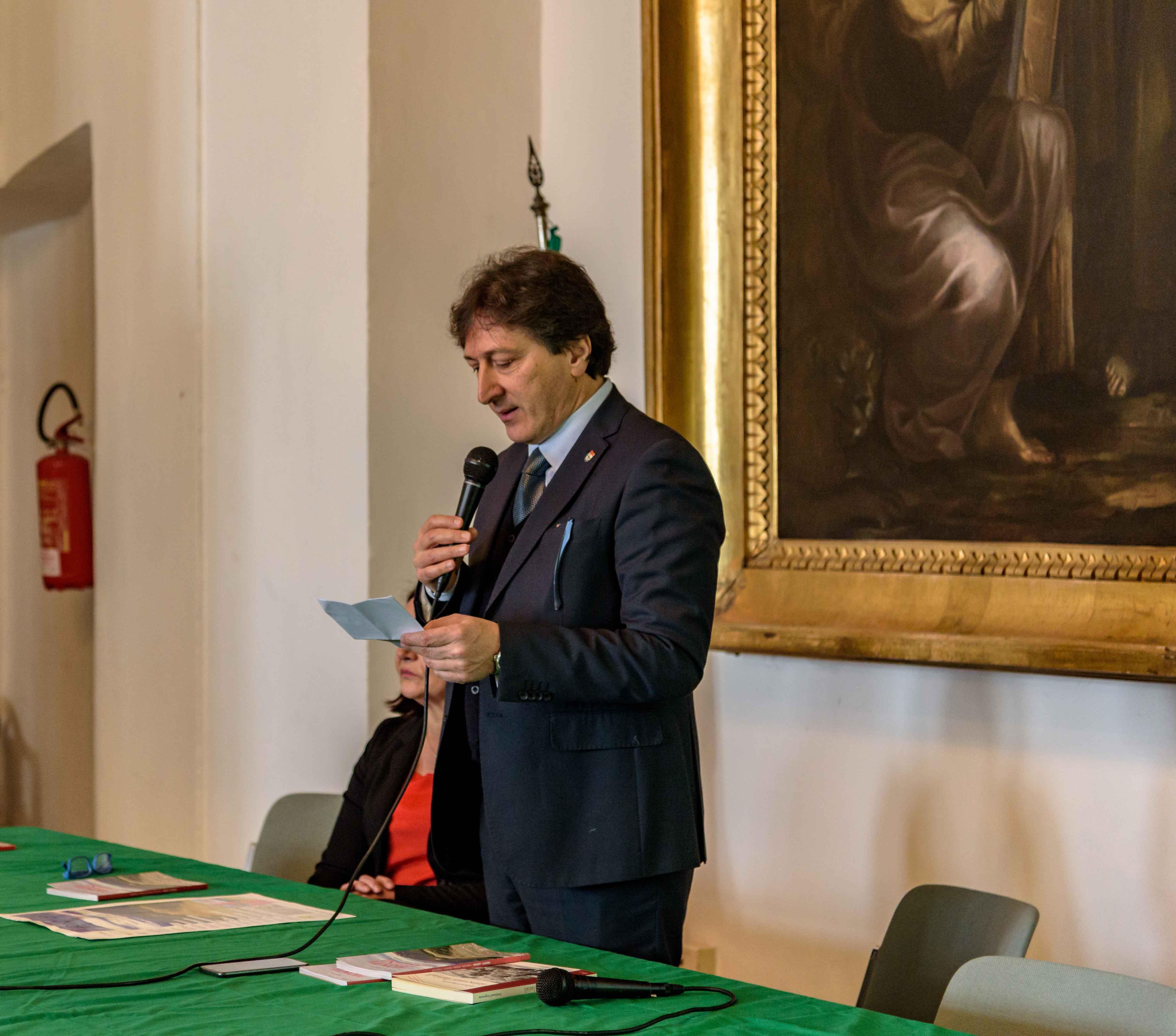 Quirino-Briganti Presidente Compagnia dei Lepini