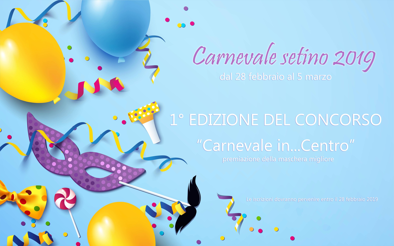 Sezze: Carnevale setino 2019 @ Lazio | Italia