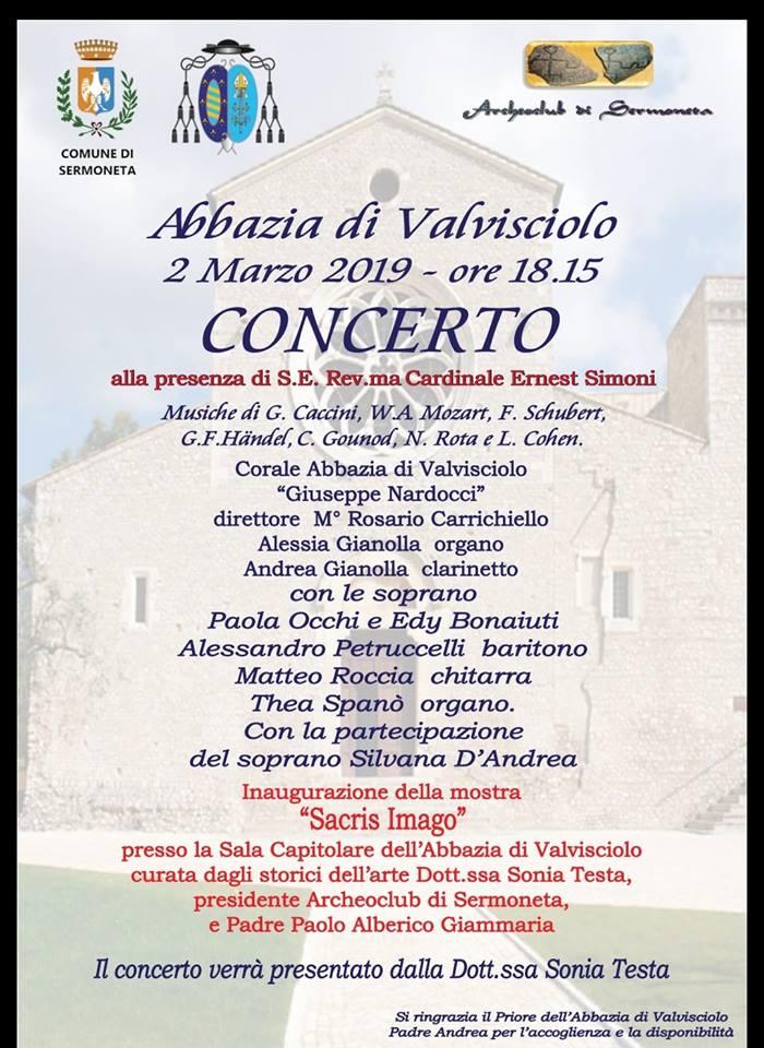 Abbazia di Valvisciolo: Concerto @ Abbazia Di Valvisciolo | Sermoneta | Lazio | Italia