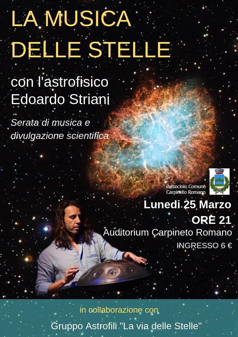 Carpineto Romano: La musica delle stelle @ Auditorium  | Carpineto Romano | Lazio | Italia