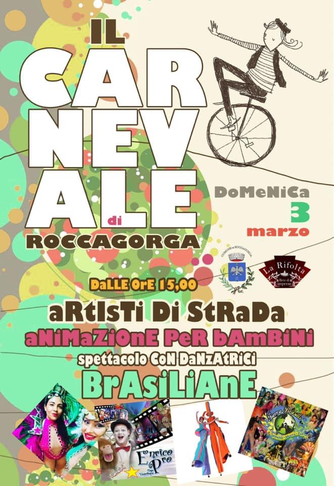 Roccagorga: Il carnevale di Roccagorga @ Per le vie del paese | Roccagorga | Lazio | Italia