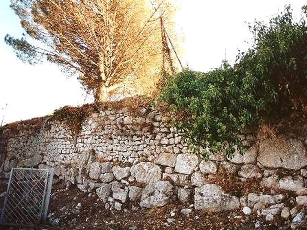 Castello distrutto di Monte Trev