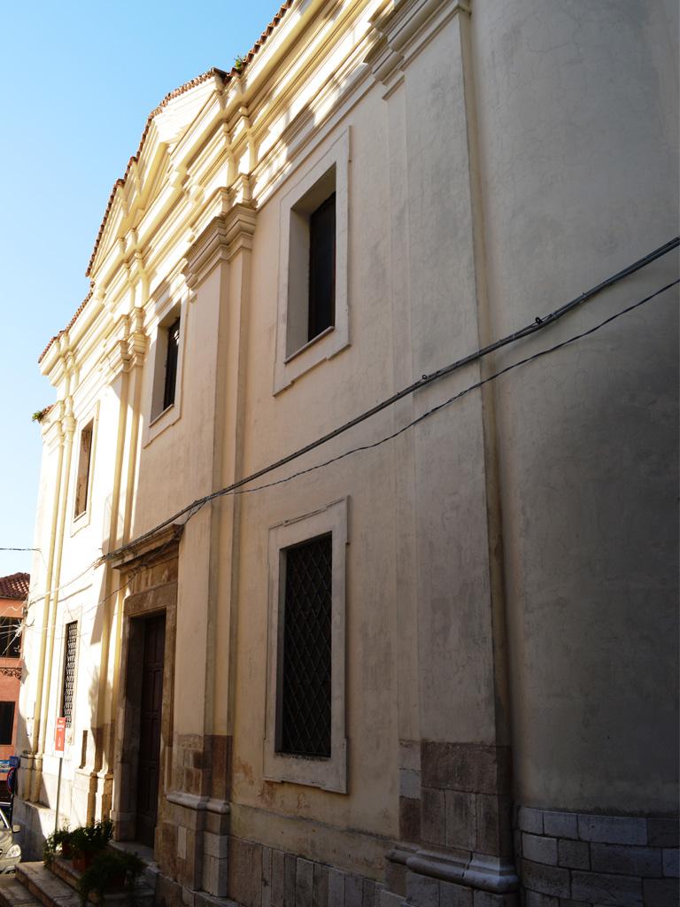 Chiesa del bambin Gesù esterno