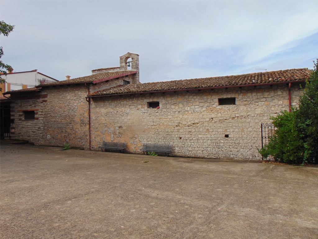 Chiesa Santa Lucia esterno
