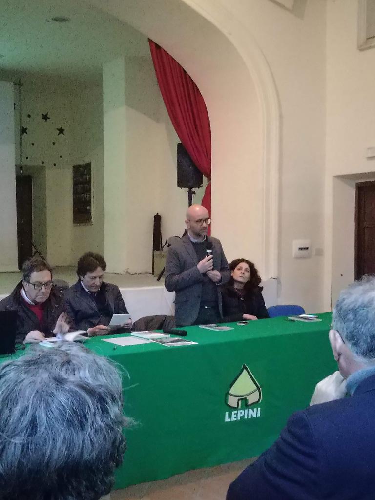 Matteo Battisti - Sindaco di Carpineto Romano