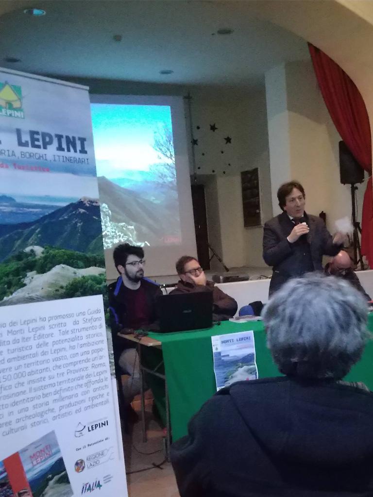 Quirino Briganti - Presidente della Compagnia dei Lepini