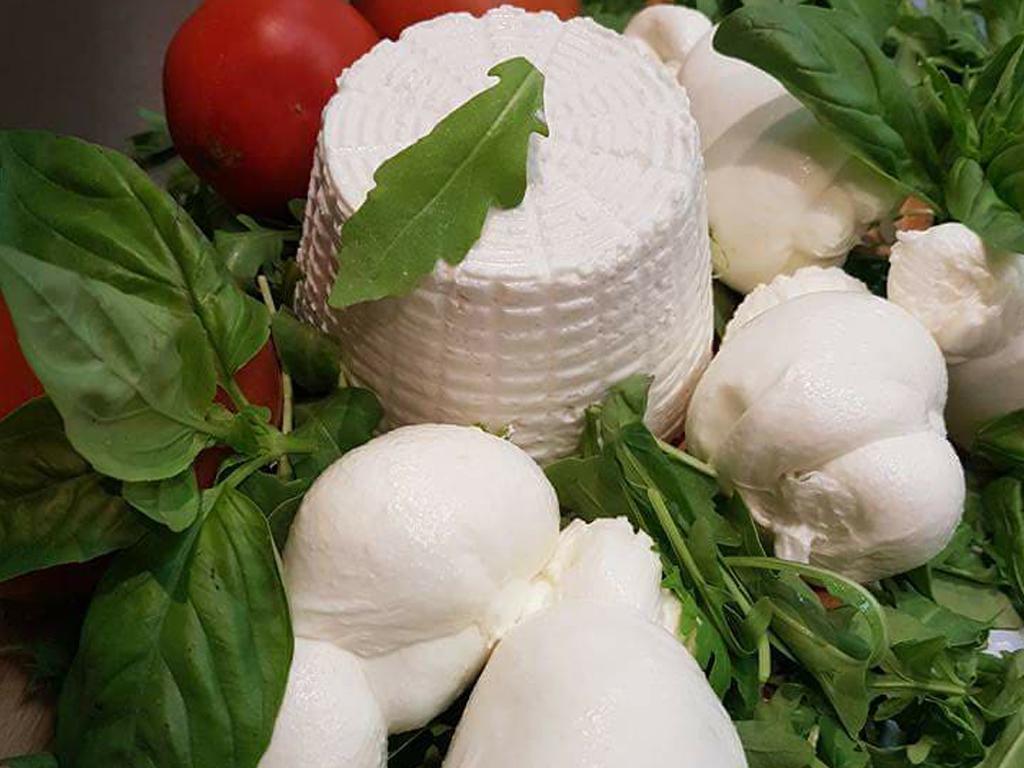 Ricotta di Bufala e Mozzarelle - Foto di caseificio agro pontino