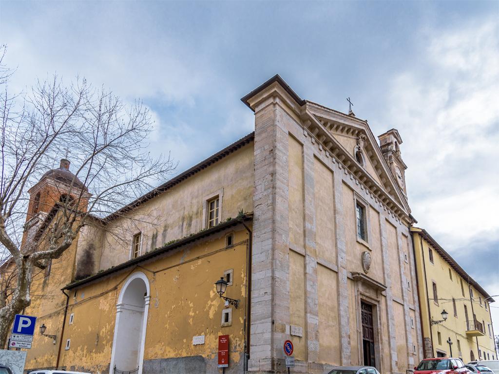 Chiesa San Pietro esterno