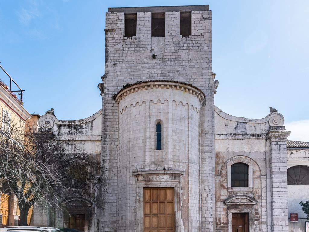 Cattedrale Santa Maria esterno