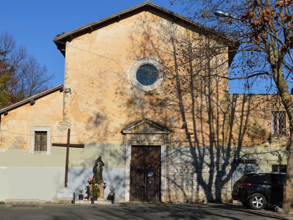 Chiesa San Giuseppe esterno
