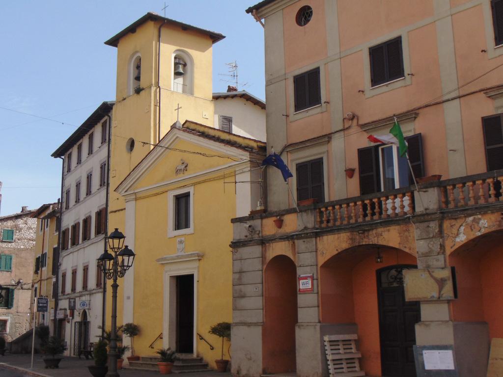 Chiesa Sant'Antonio o Tigri