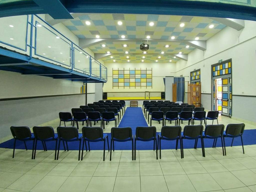 Sala Garibaldi - Interno