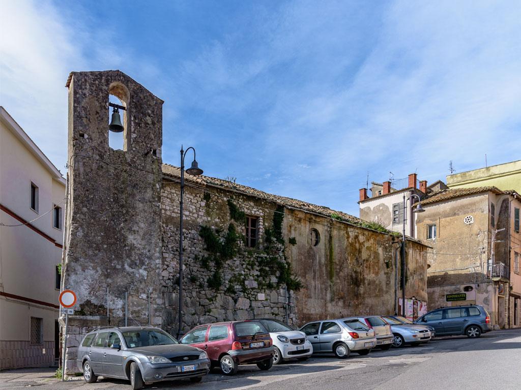 Chiesa Santa Parasceve esterno