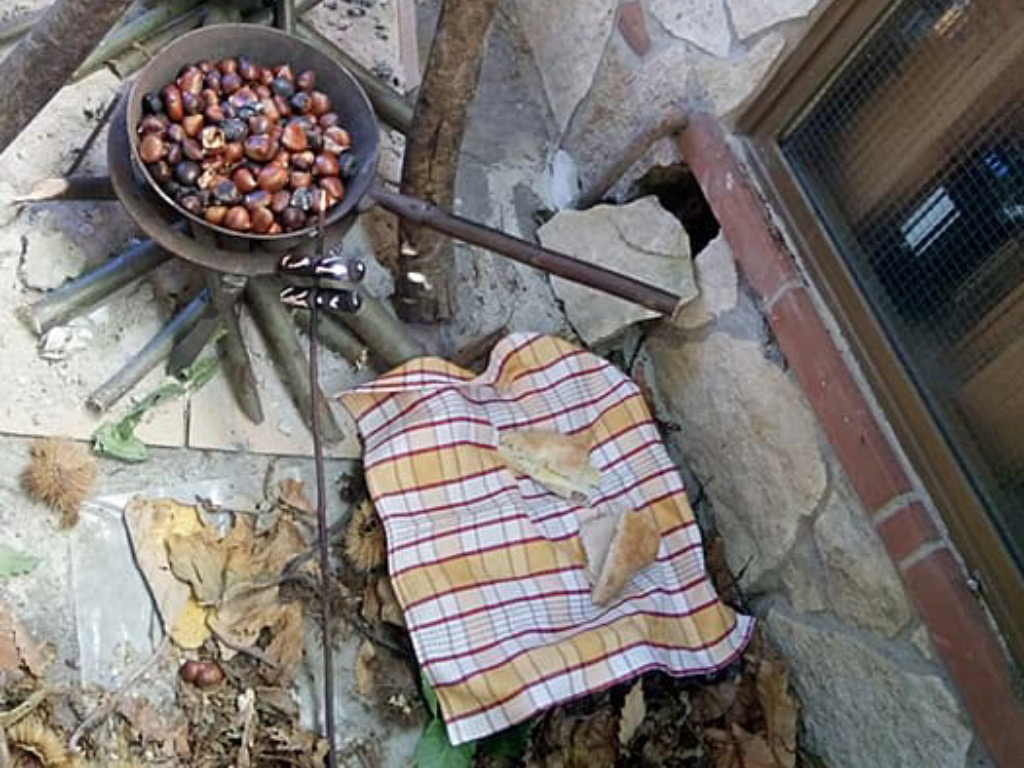 castagne-arrosto
