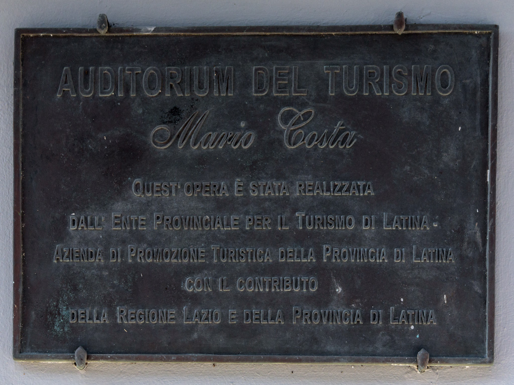 Auditorium Mario Costa