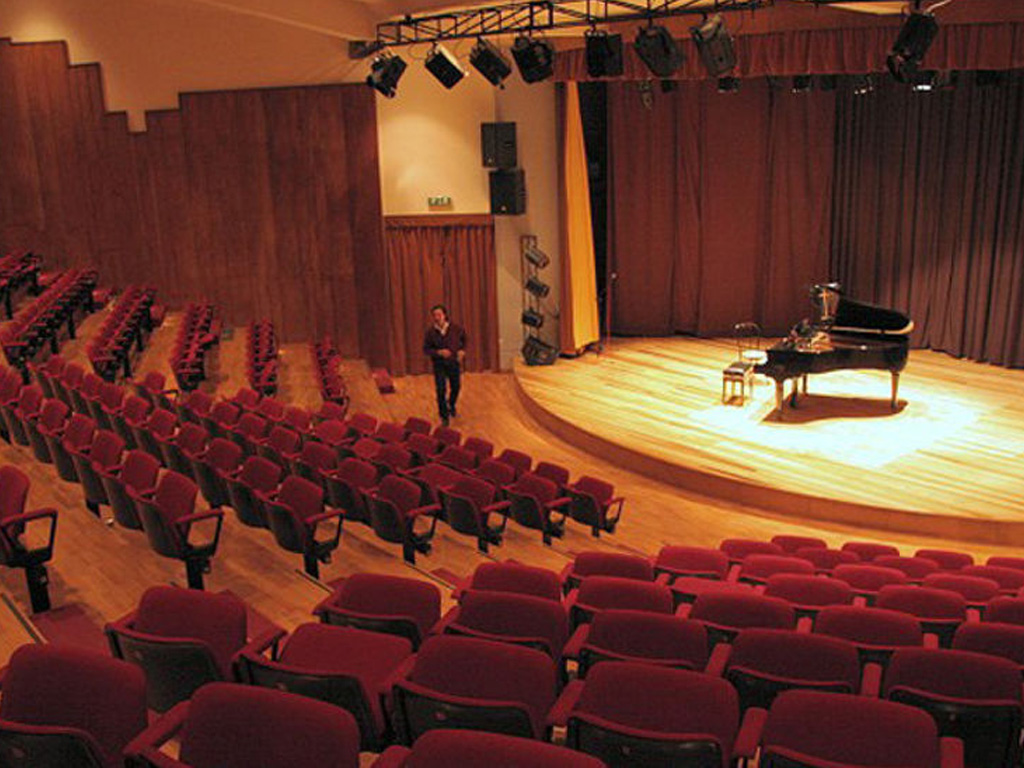 Auditorium Mario Costa (interno)