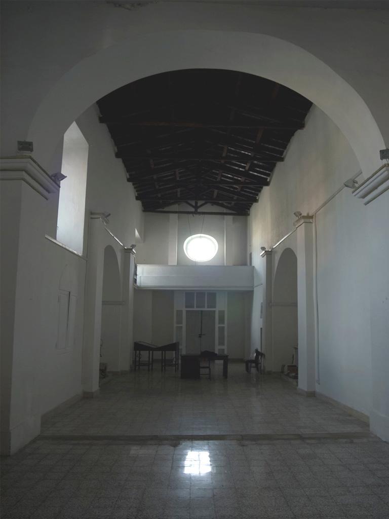 Chiesa Sant'Andrea interno
