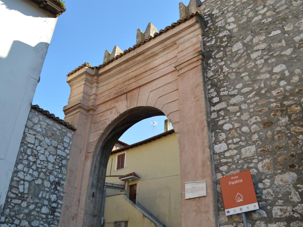 Porta Gioberti
