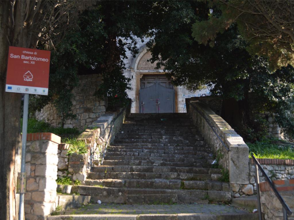 Chiesa San Bartolomeo esterno