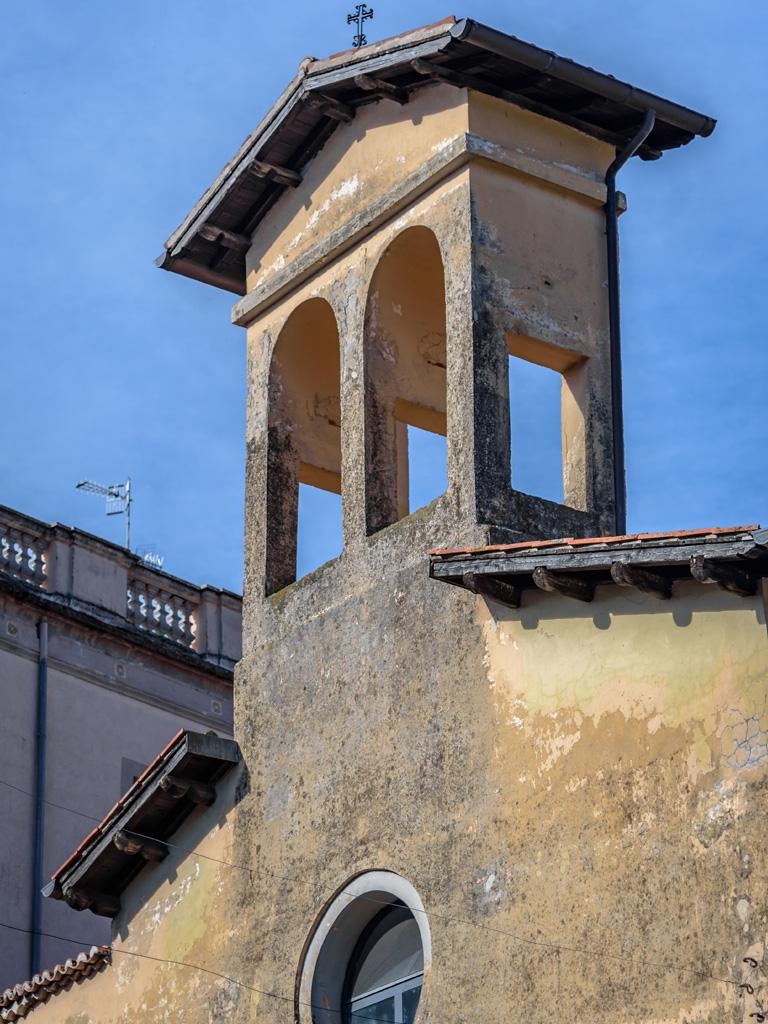 Chiesa Sant'Andrea campanile
