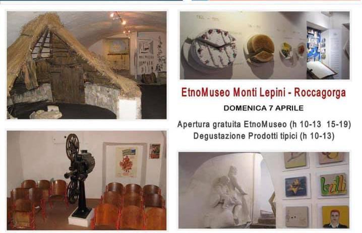 Roccagorga: Primavera all'EtnoMuseo Monti Lepini @ Etnomuseo dei Monti Lepini | Roccagorga | Lazio | Italia
