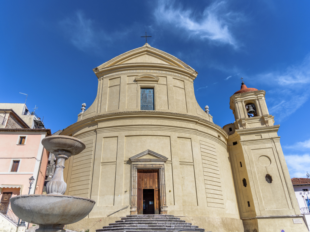 Chiesa S.Erasmo Esterno