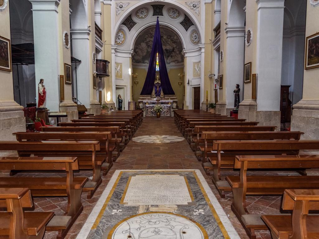 Interno (navata)