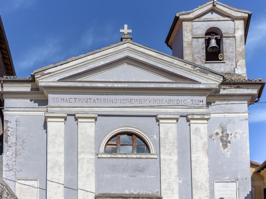 Chiesa della S.S. Vergine del Rosario