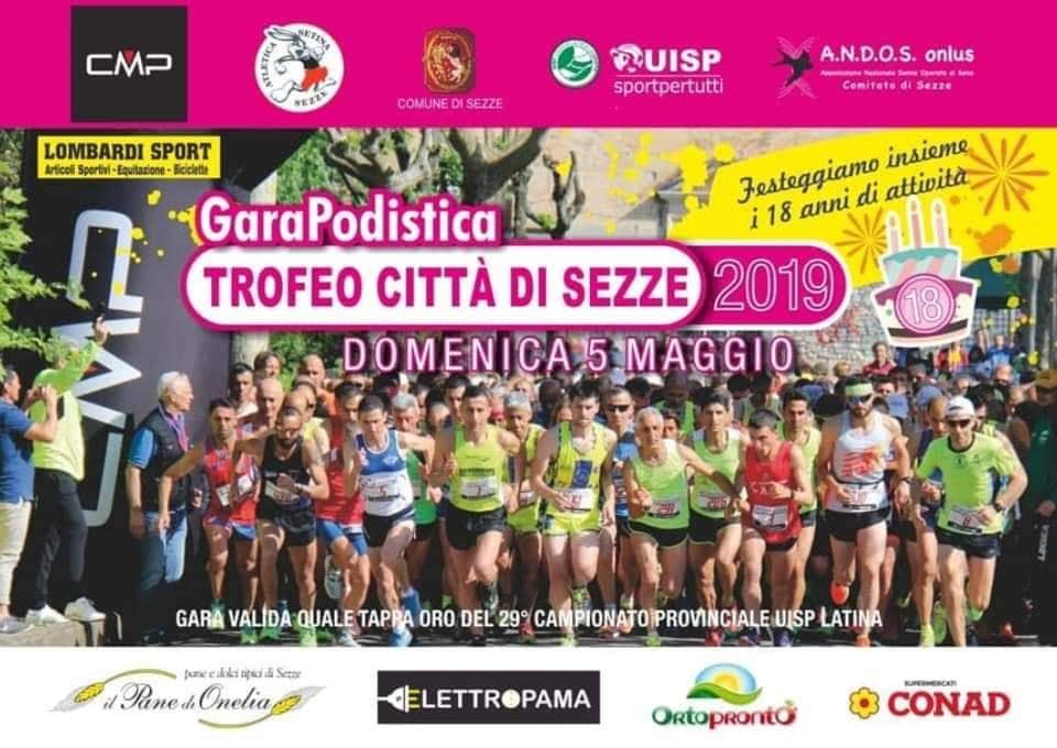 Sezze: Gara podistica @ per le vie del paese | Sezze | Lazio | Italia